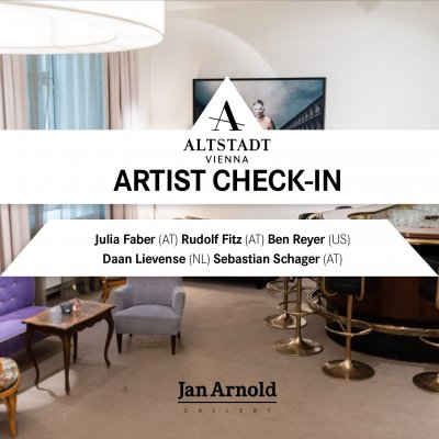 Artist Check-in Flyer